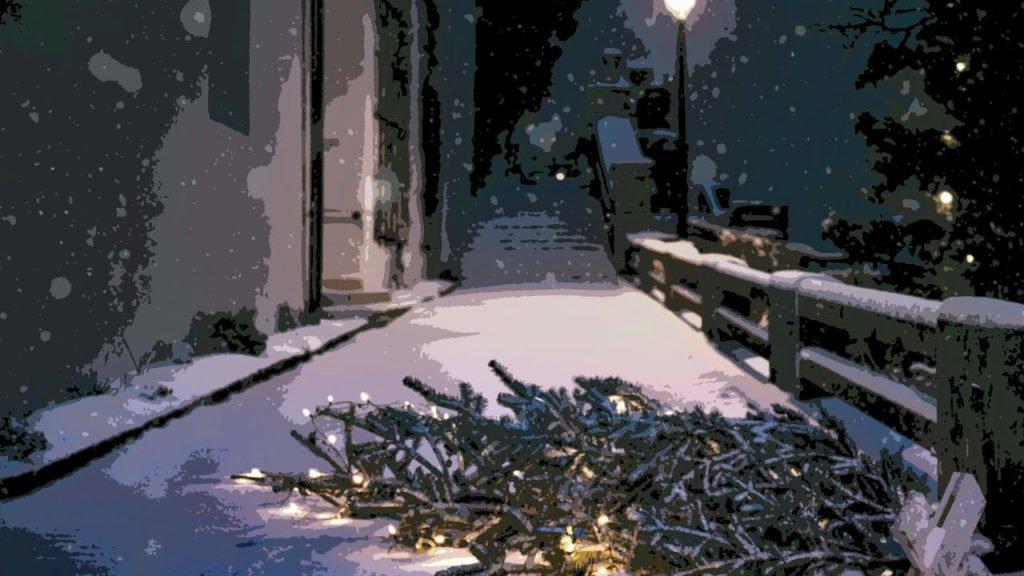 Jouluyön taika
